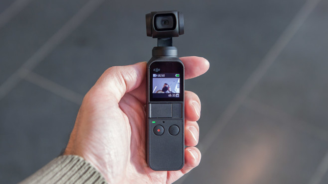 Image result for dji osmo pocket